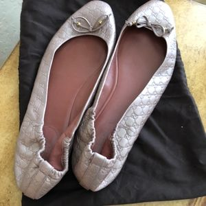 Gucci Ballerina Flats